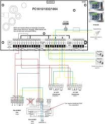 dsc pc 1616 wiring advice doityourself community forums