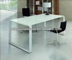 Office Glass Desk Excellent Glass Office Tables 10 Table Executive Audioequipos