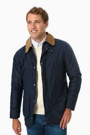 barbourmen s navy abbeystead jacket tuckernuck