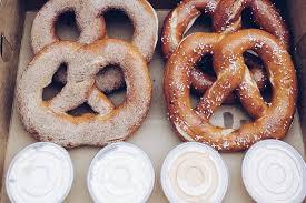 pretzel delivery delicious soft pretzels provo delivery s craft pretzel co