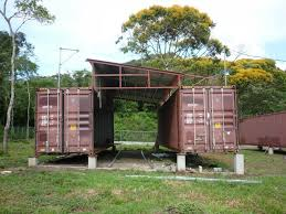 beautiful houses made from shipping containers industrial homes