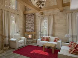 an interior in the country style ideas for design