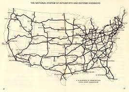 Map Of U Us Road Map Road Map Of Usa Download Usa Map Roads Major Tourist