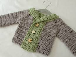 how to crochet a baby children s chunky winter sweater