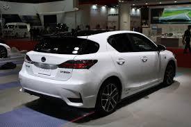 lexus hybrid ct200h 2013 next generation lexus ct hatchback rendering