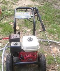 honda commercial ex cell pressure washer 6 5hp ohv gx200 2600psi