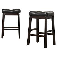 24 Bar Stool With Back Charlton Home Goberd 24 Bar Stools Reviews Wayfair