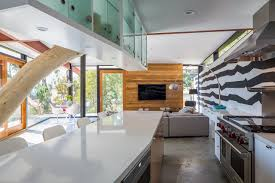 interesting sycamore house in los angeles by aaron neubert