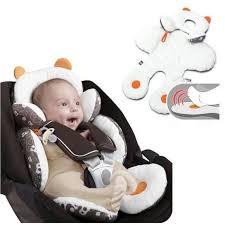 coussin reducteur siege auto remycoo bébé enfant soutien coussin protège poussette épais pour