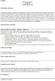 cashier resume template gps could help pinpoint the problem of school tardiness in