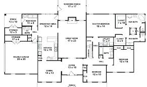 floor plans for 5 bedroom homes luxury 5 bedroom house plans view larger 5 bedroom house