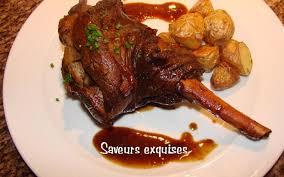 cuisiner souris d agneau au four souris d agneau aux épices saveurs exquises