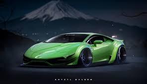 Lamborghini Huracan Drift - lamborghini huracan touched by extreme japanese tuning in liberty