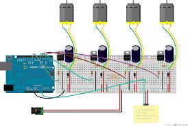 automatic 4 channel pwm pc fan controller emc2arduino