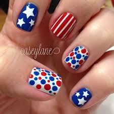 140 best nail art 4th of july images on pinterest 4th of july