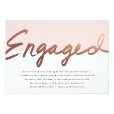 engagement announcement cards handwritten engagement invitations announcements zazzle