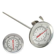 termometri a sonda per alimenti barbecue in acciaio inox sonda termometro per alimenti barbecue a