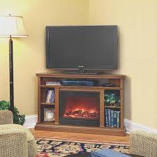 fireplace new corner fireplace tv stands interior design ideas