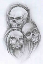 skull tattoos designs free download clip art free clip art