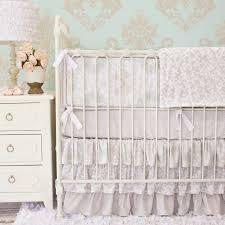 Vintage Baby Boy Crib Bedding by Baby Nursery Casual Unisex Baby Nursery Room Decoration Using