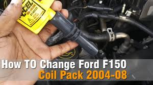 2007 ford f150 engine problems how to change ford f150 coil pack 2004 to 08