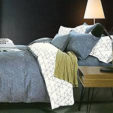 amazon com vougemarket 3 piece duvet cover set queen king duvet