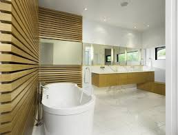panelled bathroom ideas creative wood panelled bathrooms about remodel inspiration