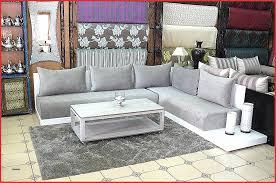 salon marocain canapé couverture canapé d angle unique canapé blanc et gris salon