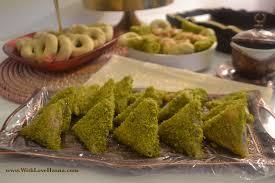 cuisine tunisienn cuisine recette samsa au four dessert tunisien with hasna