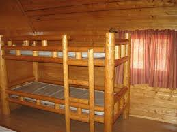 Cabin Bunk Bed Valley Sunset Rv Ranch Photos