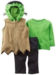 Halloween Baby Shirt Amazon Com Carter U0027s Baby Boys U0027 Halloween Costume Baby