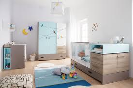 Nursery Furniture Set by Newjoy Blue Birdy Nursery Furniture Set
