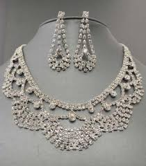 prom necklace wholesale handbag fashion jewelry bridal prom necklace sets at