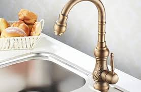 kitchen faucet copper eye catching mesmerizing antique brass kitchen faucet of