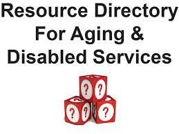 aging u0026 disabled services