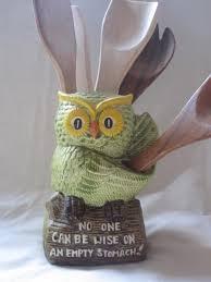 owl kitchen canisters 156 best vintage owl images on vintage owl owls