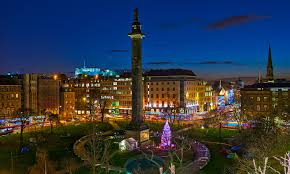 edinburgh christmas markets coach break newmarket holidays