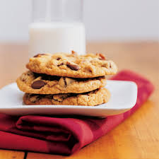 thanksgiving cookies recipe the perfect chocolate chip cookie recipe sunset