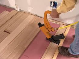 how to install a tasmanian oak floor