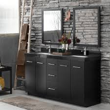 60 u201d arden eco friendly double bathroom vanity set with ceramic