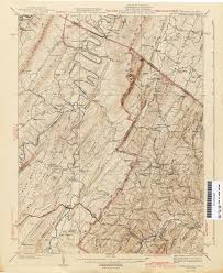 Map Of Wv Virginia Historical Topographic Maps Perry Castañeda Map
