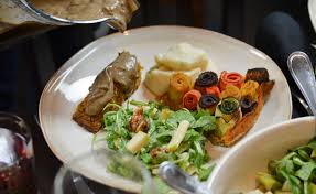 7 course gluten free vegan thanksgiving menu is noyoke