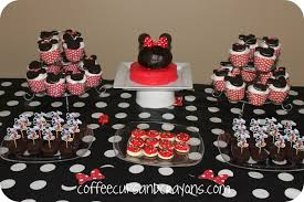 mickey minnie food dessert ideas coffee cups crayons