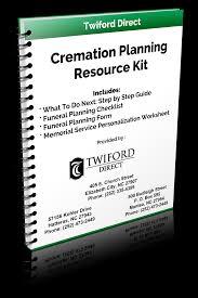 funeral planning checklist resource kit twiford direct elizabeth city nc