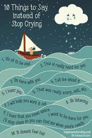 what to say to to be 10 things to say instead of stop jpegy what the