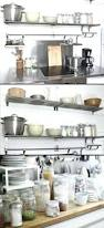 stainless steel kitchen wall shelving ideas for kitchenkitchen