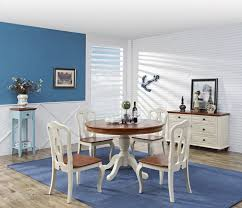 Dining Room Set With Buffet Mediterranean Style Dining Room Furniture By Wood Table And Chairs