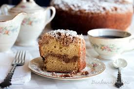 bakery cake corner bakery cinnamon creme coffee cake recipe barbara bakes