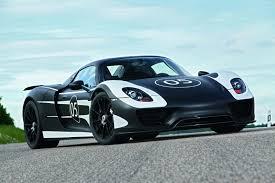 Porsche 918 Concept - porsche 918 spyder 4 images porsche 918 spyder hybrid revealed