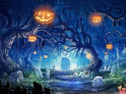 halloween children background download wallpaper 1400x1050 halloween holiday castle gates